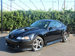 2004 Ford Mustang GT Deluxe Carfax Report - No Accidents  Damage Reported to CARFAX  Black CL
