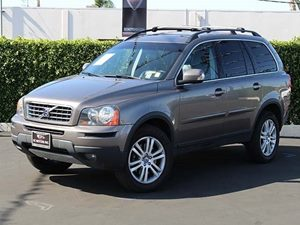 2009 Volvo XC90 I6 Carfax Report - No Accidents  Damage Reported to CARFAX 7030 Dual-Split Tail