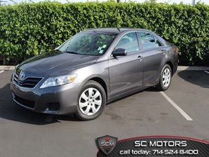 2011 Toyota Camry LE Carfax Report - No Accidents  Damage Reported to CARFAX Air Conditioning