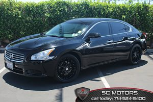 2011 Nissan Maxima 35 S Carfax Report - No Accidents  Damage Reported to CARFAX  Crimson Blac