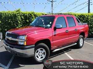 2006 Chevrolet Avalanche LS Carfax Report Air Conditioning  Multi-Zone AC Convenience  Cruise