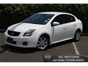2011 Nissan Sentra 20 SR Carfax Report - No Accidents  Damage Reported to CARFAX  Aspen Ice