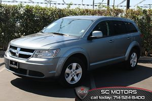 2009 Dodge Journey SXT Carfax Report - No Accidents  Damage Reported to CARFAX  Silver Steel M