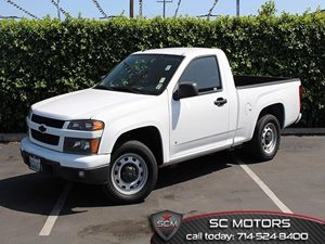 2009 Chevrolet Colorado Work Truck Carfax Report - No Accidents  Damage Reported to CARFAX Air C