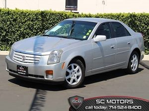 2007 Cadillac CTS  Carfax Report - No Accidents  Damage Reported to CARFAX Air Conditioning  Cl