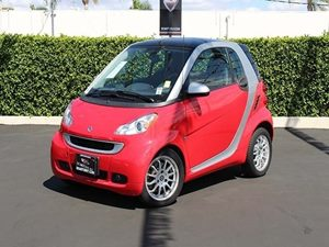 2011 Smart fortwo Pure Carfax 1-Owner - No Accidents  Damage Reported to CARFAX Convenience  Le