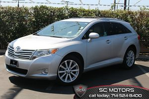 2009 Toyota Venza  Carfax 1-Owner  Aloe Green Metallic  All advertised prices exclude governme