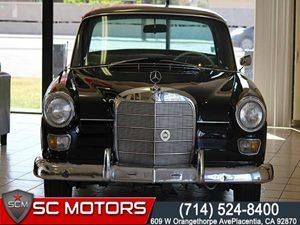 View 1966 Mercedes-Benz SD200