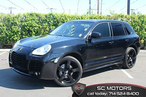 2006 Porsche Cayenne S Carfax Report 6-Speed Tiptronic S Transmission WOd Air Conditioning  Cl