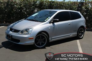 2004 Honda Civic Si Carfax 1-Owner - No Accidents  Damage Reported to CARFAX 4 Cylinders Auxili