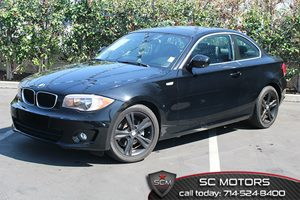 2012 BMW 1 Series 128i Carfax 1-Owner - No Accidents  Damage Reported to CARFAX 30-Liter Dual O