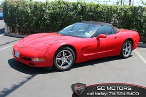 2000 Chevrolet Corvette CONVERTIBLE Carfax Report - No Accidents  Damage Reported to CARFAX 57L
