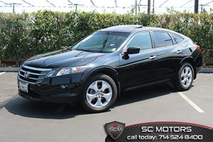 2012 Honda Crosstour EX-L Carfax Report  Crystal Black Pearl  All advertised prices exclude go