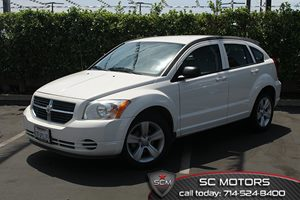 2010 Dodge Caliber SXT Carfax Report  Stone White  All advertised prices exclude government fe