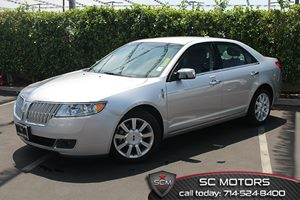 2011 Lincoln MKZ  Carfax 1-Owner  Ingot Silver Metallic  All advertised prices exclude governm