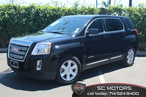 2012 GMC Terrain SLE-1 Carfax 1-Owner - No Accidents  Damage Reported to CARFAX  Carbon Black