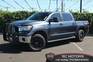 2008 Toyota Tundra 4WD Truck  Carfax Report  Black  All advertised prices exclude government f