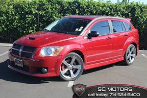 2008 Dodge Caliber SRT4 Carfax Report - No Accidents  Damage Reported to CARFAX  Inferno Red C