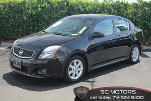 2011 Nissan Sentra 20 SR Carfax Report - No Accidents  Damage Reported to CARFAX  Super Black