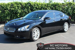 2011 Nissan Maxima 35 SV wPremium Pkg Carfax 1-Owner - No Accidents  Damage Reported to CARFAX