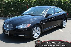 2009 Jaguar XF Luxury Carfax 1-Owner - No Accidents  Damage Reported to CARFAX  Black  All ad