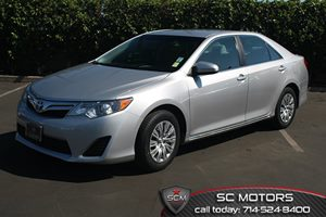 2012 Toyota Camry L Carfax Report - No Accidents  Damage Reported to CARFAX  Classic Silver Me