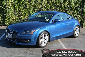 2008 Audi TT 20T FRONT TRACK Carfax 1-Owner - No Accidents  Damage Reported to CARFAX  Ocean