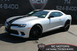 2014 Chevrolet Camaro LT Carfax Report  Silver Ice Metallic  All advertised prices exclude gov