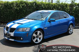 2009 Pontiac G8 GT Carfax Report - No Accidents  Damage Reported to CARFAX  Stryker Blue Metal