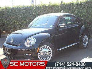 View 2013 Volkswagen Beetle Coupe