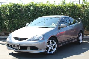 2006 Acura RSX Type-S Leather Carfax Report - No Accidents  Damage Reported to CARFAX  Pewter