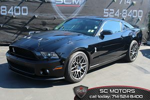 2011 Ford Mustang SHELBY GT500 Carfax Report - No Accidents  Damage Reported to CARFAX  Black