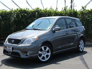 2007 Toyota Matrix STD Carfax 1-Owner - No Accidents  Damage Reported to CARFAX 18L Dohc 16-Val