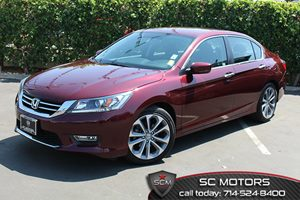 2013 Honda Accord Sdn Sport Carfax 1-Owner - No Accidents  Damage Reported to CARFAX  Basque R