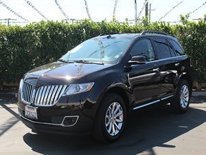 2013 Lincoln MKX SPORT Carfax 1-Owner - No Accidents  Damage Reported to CARFAX  Kodiak Brown