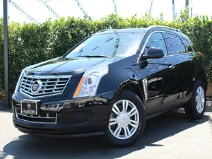 2013 Cadillac SRX Luxury Collection Carfax 1-Owner - No Accidents  Damage Reported to CARFAX