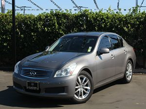 2008 Infiniti G35 Sedan Journey Carfax Report  Gray CLEAN TITLE          17697  Per Month -
