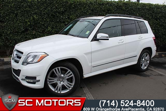 2015 Mercedes-Benz GLK 350 Luxury