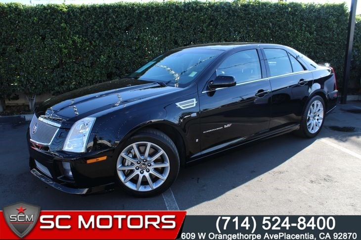 Used 2008 Cadillac Sts V In Placentia