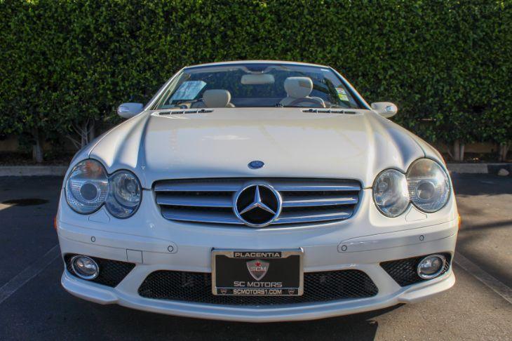 2008 Mercedes-Benz SL550 AMG HARDTOP CONVERTIBLE - SC MOTORS
