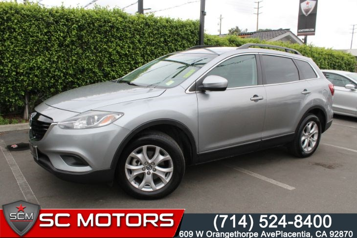 2015 Mazda CX-9 Touring (BACK UP CAMERA & BLUETOOTH AUDIO)