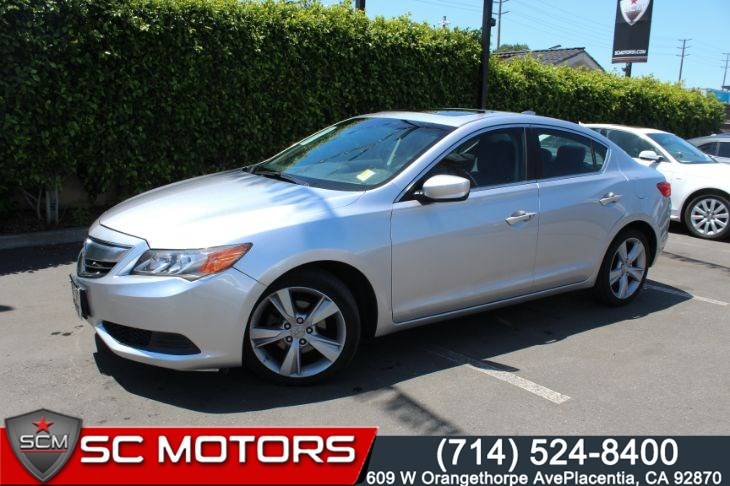 2015 Acura ILX 2.0L W/ Tech Pack