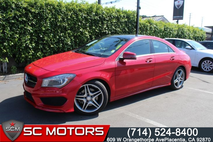 2015 Mercedes-Benz CLA 250 Luxury