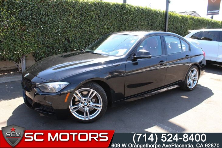 2014 BMW 3 Series 328i M SPORT *Fully loaded* W/ Red Interior