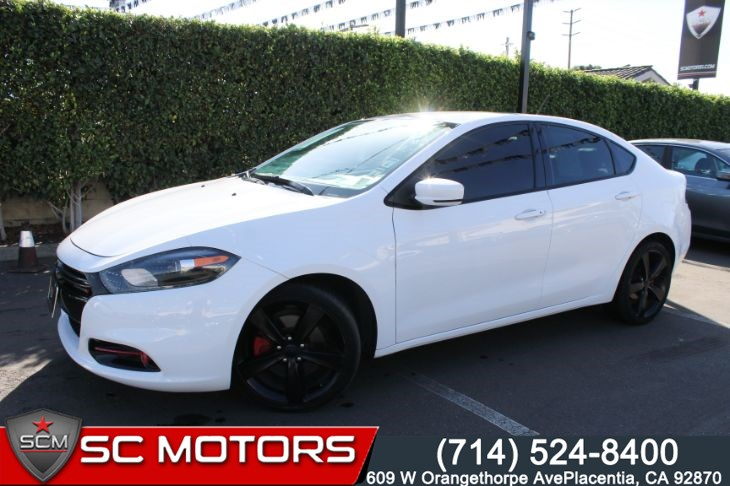 2015 Dodge Dart GT (NAVIGATION & BACK UP CAMERA)