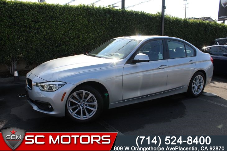 2018 BMW 3 Series 320i CONVENIENCE PACKAGE