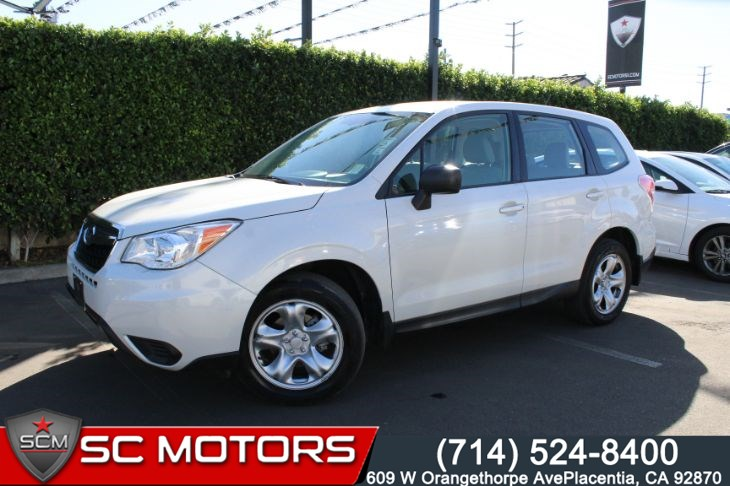 2014 Subaru Forester 2.5i (BLUETOOTH AUDIO)