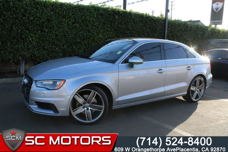 2016 Audi A3 1.8T Premium Plus Package (Bluetooth & Back Up Camera)