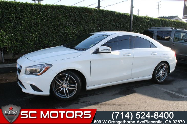 2015 Mercedes-Benz CLA 250 CLA 250 (BLUETOOTH AUDIO & LEATHER SEATS)