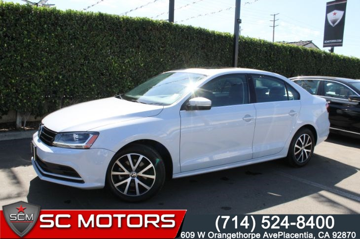 2017 Volkswagen Jetta 1.4T SE(BACK UP CAMERA & BLUETOOTH AUDIO)